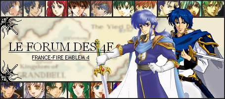 Les 4F (Forum France-Fire Emblem 4 *Four*)